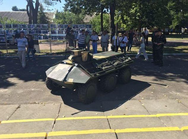 Українцям показали розумну бойову техніку для ЗСУ: з'явилися фото і відео (1)