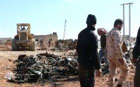 Масштабный теракт в Сирии: появились видео