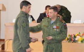 У главаря ДНР конфликт с видным боевиком - источник