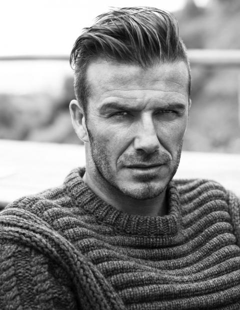 Дэвид Бекхэм (David Beckham) в фотосессии Джоша Олинса (Josh Olins) для журнала Esquire UK (сентябрь 2012), фото 2