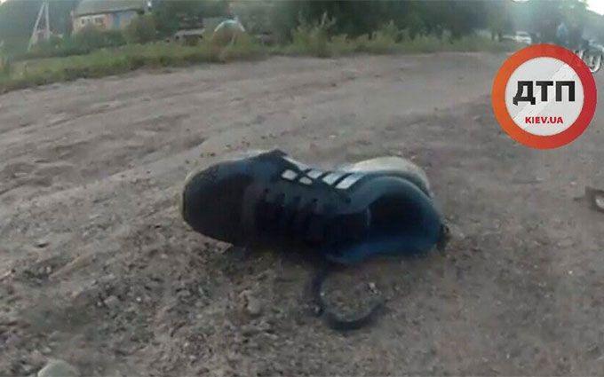 Страшна ДТП з трьома загиблими на Полтавщині: з'явилося відео з місця подій