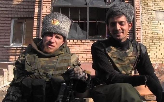 Россия решила заняться боевиками Моторолой и Гиви - разведка
