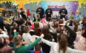 Babyphotostars провел спортивный мастер класс под руководством Вирастюка