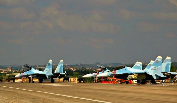 РФ собирается построить авиабазу в Сирии