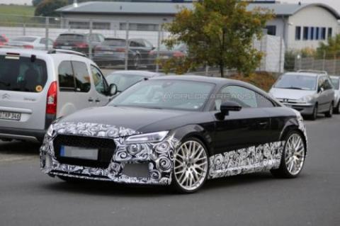 Audi TT-RS Coupe проходить тести у власному кузові (18 фото) (15)