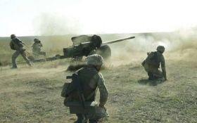 Боевики атакуют ВСУ на Донбассе из тяжелой артиллерии: среди украинских защитников есть раненые