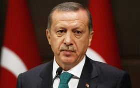Ердоган натякнув про можливість початку операції щодо іракського курдського уряду