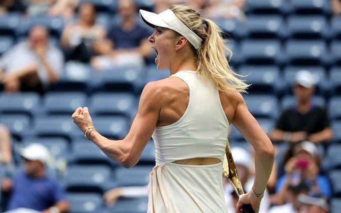 Свитолина впервые прокомментировала свою триумфальную победу - впечатляющие фото