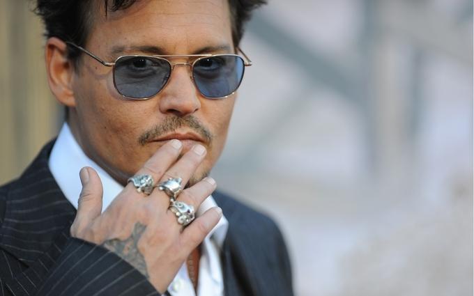 Джонні Депп помстився колишній дружині татуюванням: опубліковано фото