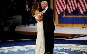 Танец Трампа с женой: появился неожиданный комментарий