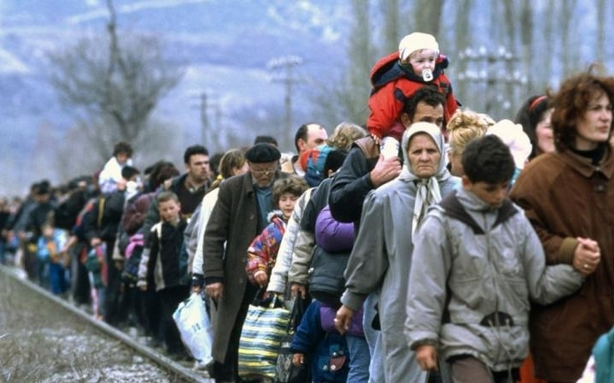 Социологи озвучили огромную цифру уехавших из Украины из-за войны