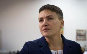 """Савченко внесли в """"Чистилище"""" за пособничество террористам"""