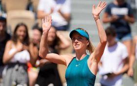Первая ракетка Украины Свитолина отметилась благородным поступком на турнире в Монреале