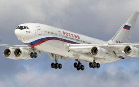 Літак російського уряду порушив повітряний простір Естонії