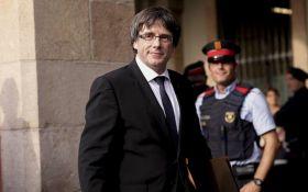 В Германии задержали экс-главу Каталонии: появились подробности