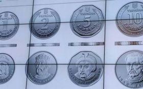 В НБУ назвали причины замены мелких бумажных денег монетами