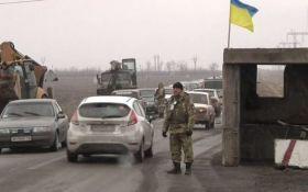 На Донбассе бойца АТО судят за инцидент на КПП