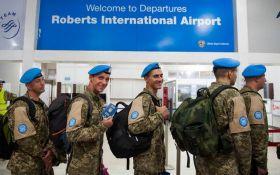 Українські миротворці повернулися додому після 14 років служби в Африці: опубліковані фото