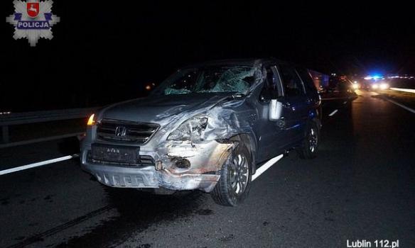У Польщі розбилося авто з українськими номерами, є загиблі: опубліковані фото (1)