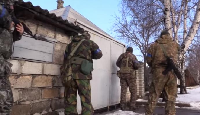 СБУ в ходе спецоперации в Попасной задержала 5 боевиков