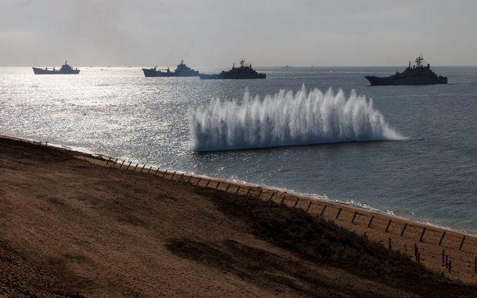 Украина, Литва и Польша придумали, как остановить агрессию РФ в Азовском море