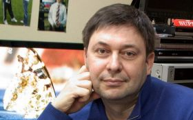 Подозреваемого в Украине в госизмене журналиста Вышинского наградили в России престижной премией