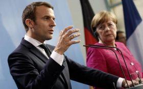 Меркель і Макрон висунули важливу вимогу Путіну по Донбасу