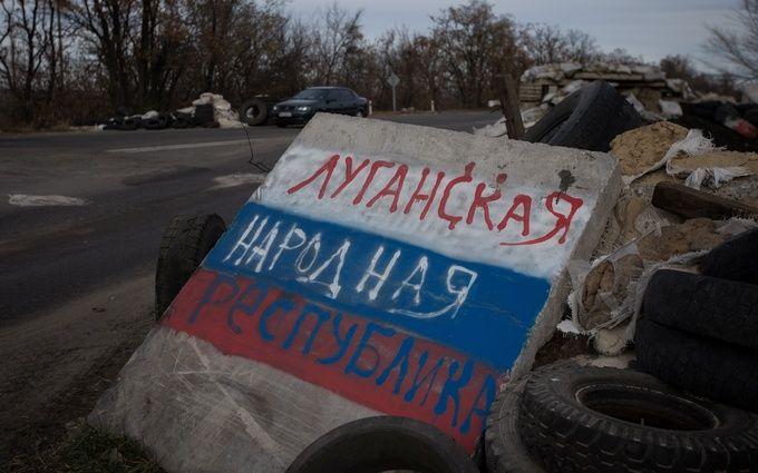На окупованому Донбасі знищують символіку бойовиків: з'явилися подробиці