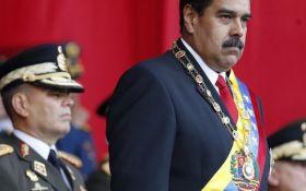 На президента Венесуэлы совершили покушение в прямом эфире: момент попытки убийства попал на видео