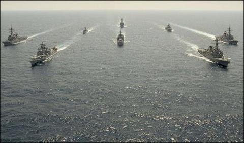 НАТО починає великі навчання в Середземному морі (1)