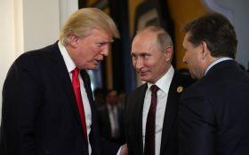 Гельсінкі зустрічає Трампа та Путіна незвичними білбордами