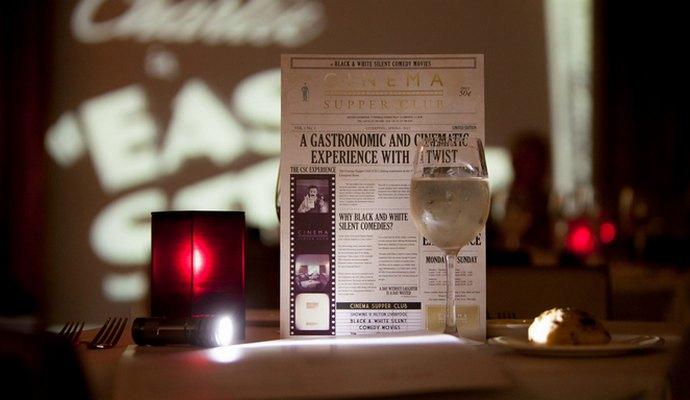 В Италии откроют кинотеатр-ресторан