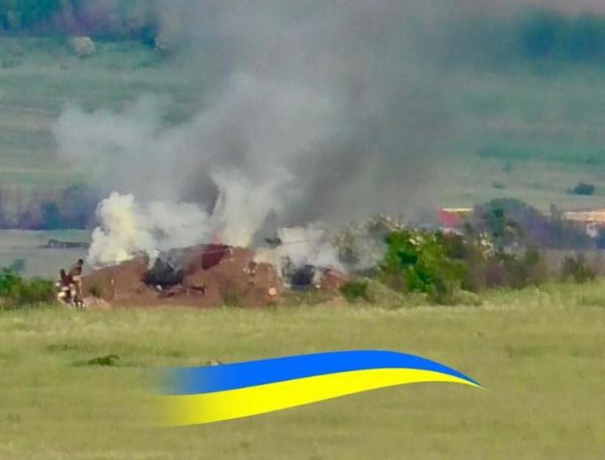 Знищена передова позиція бойовиків: волонтери повідомили про успіх ЗСУ на Донбасі (1)