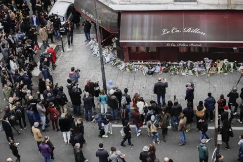 Установлена личность еще одного террориста, напавшего на концертный зал в Париже