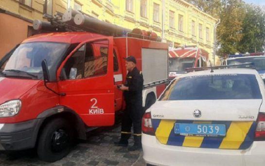 В центре Киева произошел взрыв в ресторане - есть пострадавшие