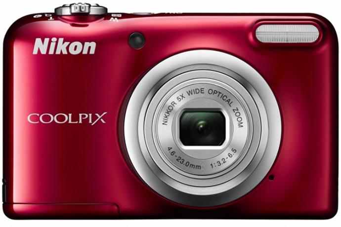 Компанія Nikon представила два фотокомпакти початкового рівня Coolpix A100 і A10 (2)