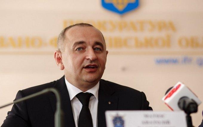 Матиос нашел связь между ЛГБТ-скандалом во Львове и судом над Савченко