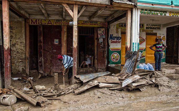 Смертельний ураган на Карибах: з'явилися нові відео і дані про загиблих