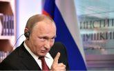 Росія цим ніколи не займалась: Путін відреагував на підозри щодо втручання у вибори в США та Франції
