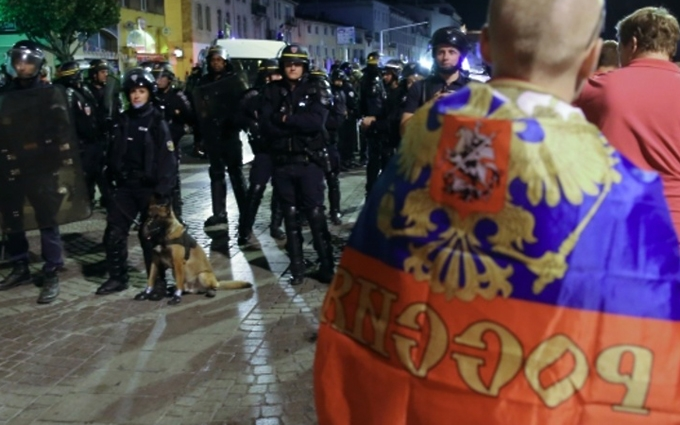 У Франції прийняли рішення щодо затриманих росіян