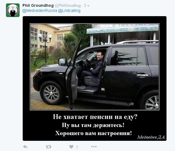 Прем'єр Росії знову побажав здоров'я і гарного настрою: соцмережі сміються (7)