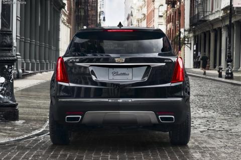 Cadillac анонсувала новий люксовий кросовер (2)