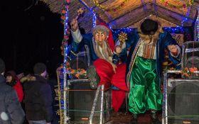Уникальные костюмы и зажигательные танцы: чем в этом году удивляла вашковецкая Маланка