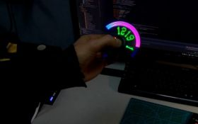 Українці створили унікальний спінер зі смарт-функціями: опубліковано відео
