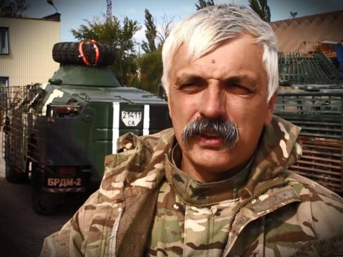 Українці мали створити власні ДНР-ЛНР на Донбасі - Дмитро Корчинський (1)
