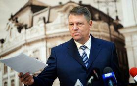 Президент Румынии отменил свой визит в Украину из-за закона об образовании