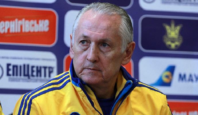 Фоменко опроверг назначение Шевченко в тренерский штаб сборной Украины
