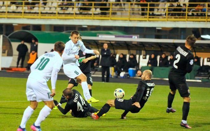 Чемпионат украины по футболу обзор видео