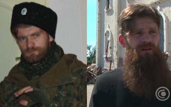Монах из Москвы приехал на Донбасс убивать украинцев: появилось видео