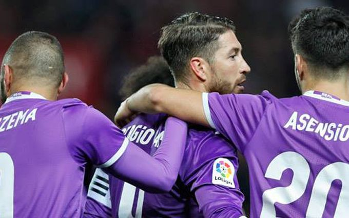 «Севилья»— «Реал» 12.01.2017: прогноз иставки, смотреть онлайн